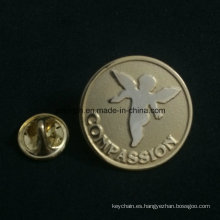Cheap Solapa Pin, Custom Metal Scout Badge