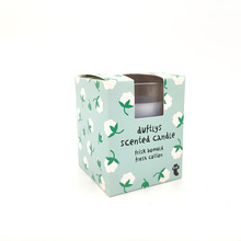 Custom Scent Personalized Aromatherapy Soy Candle