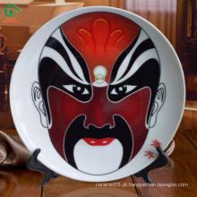 China Style New cerâmica por atacado pratos de jantar pratos de porcelana