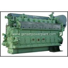 Three Phase Diesel Engine Generator Set 1000KW - 5000KW For