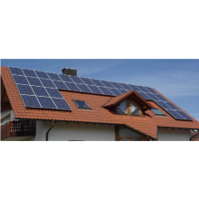 Aluminum Solar Mounting Structure for Tile Roof System