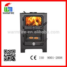 Poêle à cuire à bois en acier laminé à froid chinois