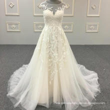 Latest Bridal Gowns Custom Made Wedding Dress 2018