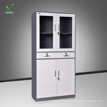Armário de armazenamento do metal da mobília de escritório do armário de arquivo do metal