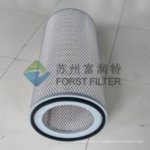 FORST Cartucho de filtro de gas natural plisado de alta calidad