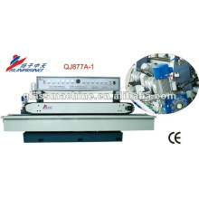 QJ877A-1 Terrazzo бетона остекления машина с 11 колеса