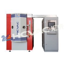 Huicheng Stainless Steel Tableware Titanium Nitride Gold Coating Machine