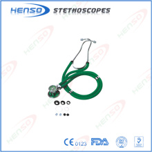 CE aprobación Estetoscopio multifunción