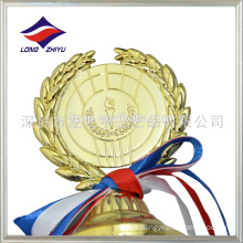 Plastic world cup trophy molding factory wholesale