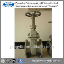 Cast steel gost 10 inch gate valves price in oil industry