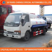 2016 China Neuer Zustand 4X2 Wasser Bowser Truck für Verkauf