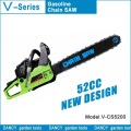 High performance with japan carburetor Chain saw gasoline V-CS5200