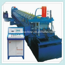 Highway Crash Barrier Two Waves Guardrail Maintenance Machine