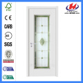 *JHK-G01 Cheap Glass Doors Interior Frosted Glass Bathroom Door Glass Sliding Door Lock
