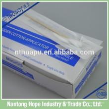 Bâton tissé Cotton Buds par CE ISO approuvé