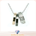 New Design for Woman′s Necklace 925 Silver Jewelry (N6661)
