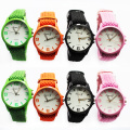 2016 New Style Girls Weave Wristband Quartz Watches
