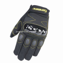 Cycling Full Finger Sports Motorcycle Glove Carbon Fibre Mountain Bike