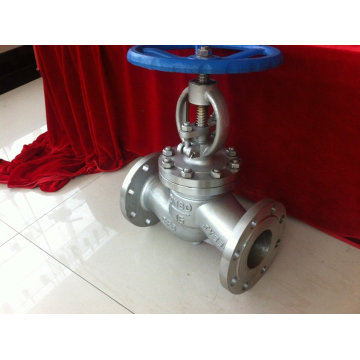 Stainless steel 304/316 Globe Valve with Flange End
