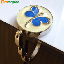 Big discounting for Round Handbag Hanger Custom Round Bag Hanger With Plating Color supply to Portugal Exporter