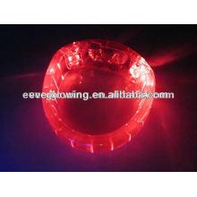 Bracelete flash LED para festa de venda QUENTE 2017