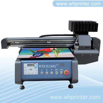 A2 Size Flatbed UV Printer for Pieces