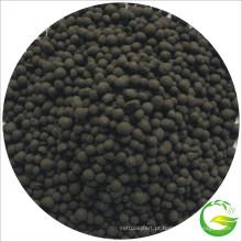 Fertilizante de ácido húmico granular preto do grupo futuro de Qingdao