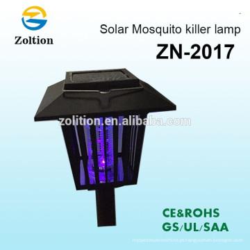 Zolition Eficaz Pest Control Solar mosquito Killer luz do gramado ZN-2017