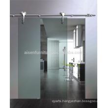 New design low price aluminum rail for sliding door