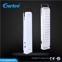 solar power LED rechargeable emergency lighting