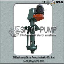 Heavy Duty Verschleißfeste vertikale Schmutzwasserpumpe für Mineral Processing