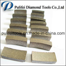 L'outil électrique partie le segment de peu de foret de noyau de perçage de maçonnerie