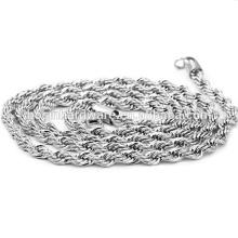 Цепь веревочки цепи ожерелья металла конструкции нового качества самая лучшая металлическая
