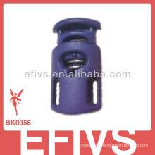 2013 Bloque de color púrpura colorido de la cuerda para el acollador de Paracord