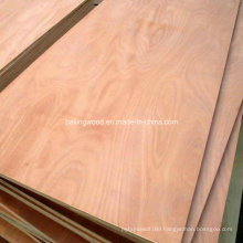 12mm/15mm/18mm Poplar Core Commercial Plywood