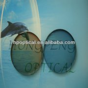transition cr39 photochromic optical lens(CE, factory)