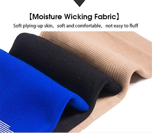 skin-friendly knee sleeve