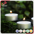 Color Scented Decoration long burning tealight candles bulk
