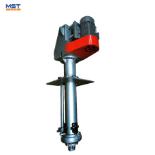 Heavy duty metal liner sump slurry pump