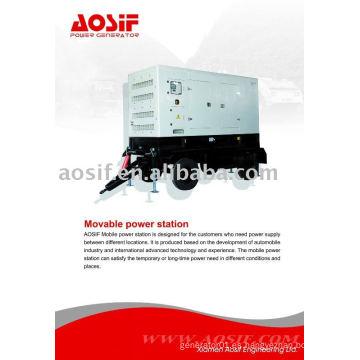 Conjunto Generador Móvil