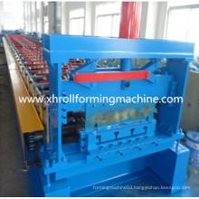 Hard Metal Floor Decking Roll Forming Machine