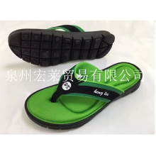 Blue Fashion Flip Flops Sandals Chaussures