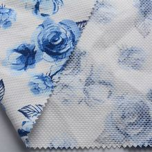 High quality egyptian cotton jacquard printed fabric