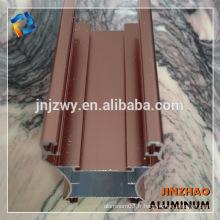 6062 scie à profil profilé en aluminium 6061 t5 t6