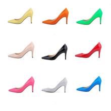 2016 Nueva Señora atractiva Dress Shoes del alto talón de la manera del diseño (S23)