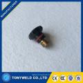 Wholesale 57y04 tig torch Short Back Cap 57y04 welding spare parts