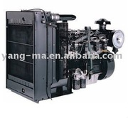 28KW -132KW Water-cooled LOVOL DIESEL ENGINE for generating set