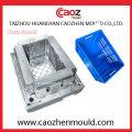 Inyección de plástico Cajón vegetal / molde de caja