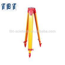 T-BOTA Telescopic M16 Retractable Thread Survey Nivel automático Trípode