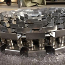Custom Attachment Stainless Steel Roller Chain